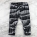 Northern Lights Monochrome Baby & Kids' Leggings - Little Whirlwinds cool baby clothes and cool older kids clothes and gifts