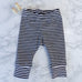 Humbug Black & White Stripe Baby & Kids' Leggings - Little Whirlwinds cool baby clothes and cool older kids clothes and gifts