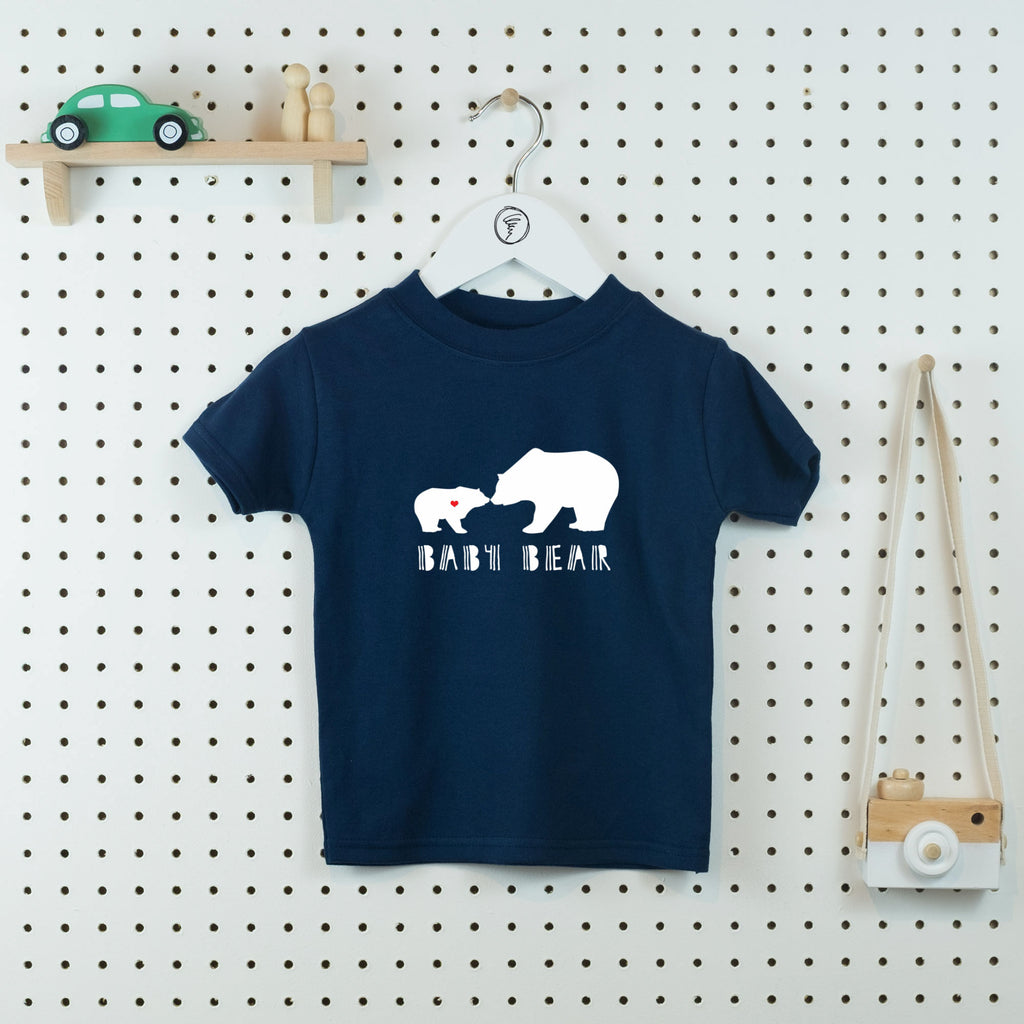 0e2f7ccc788d ... Baby Bear T-shirt - Little Whirlwinds cool baby clothes and cool older kids  clothes ...