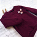 The Snuggle Is Real Jumper - choice of colours - Little Whirlwinds cool baby clothes and cool older kids clothes and gifts