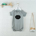 Personalised Cloud Baby Bodysuit - Little Whirlwinds cool baby clothes and cool older kids clothes and gifts
