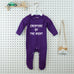 Creature of the Night Funny Baby Grow - Little Whirlwinds cool baby clothes and cool older kids clothes and gifts