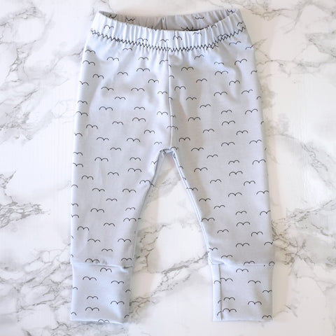 Fly High Baby & Kids' Leggings - Little Whirlwinds cool baby clothes and cool older kids clothes and gifts