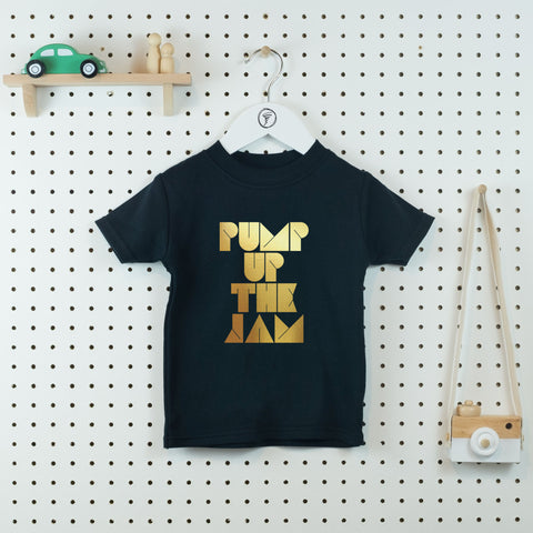 Pump up the Jam Cool Kids' T-shirt