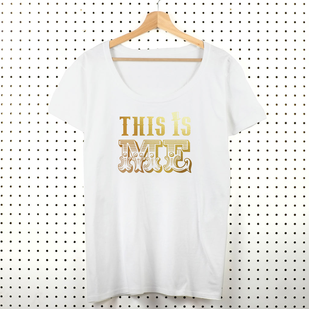 bcba99a9 This is Me - Greatest Showman Inspired Women's T-Shirt