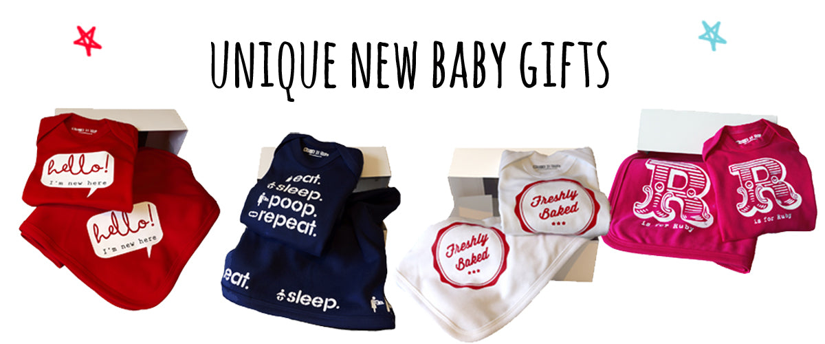 cool new baby gifts