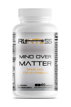 MIND OVER MATTER (Nootropic)