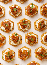 Load image into Gallery viewer, vegan apple chutney on a cracker
