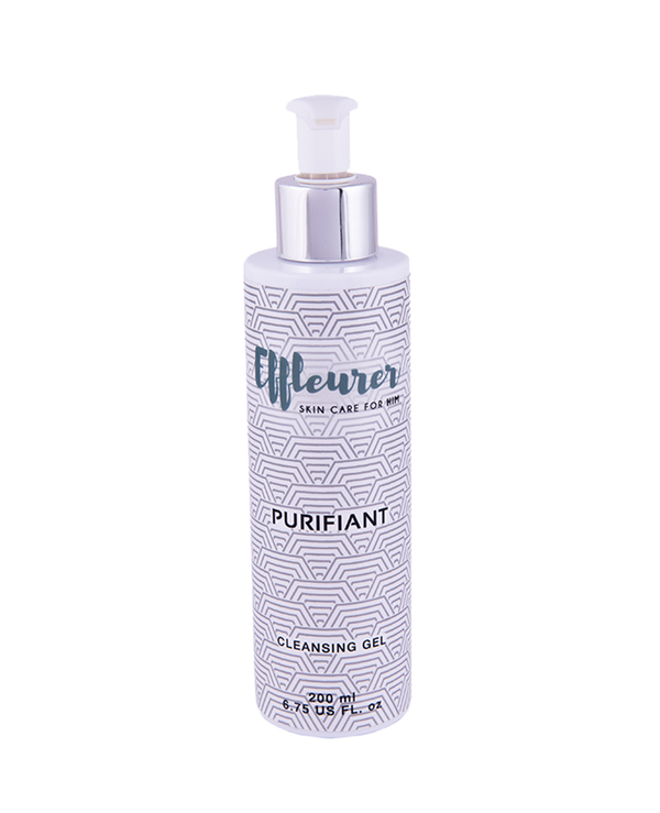 Purifiant Cleansing Gel - Fine Effleurer Cosmetics