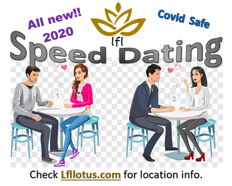 All New!! Covid Safe! Speed Dating coming to an Lounge near you!!