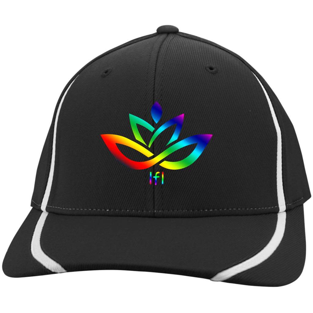 Flexfit Rainbow lotus Cap