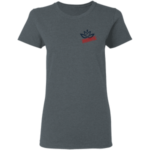 G500L Ladies' 5.3 oz. T-Shirt Stamped successful