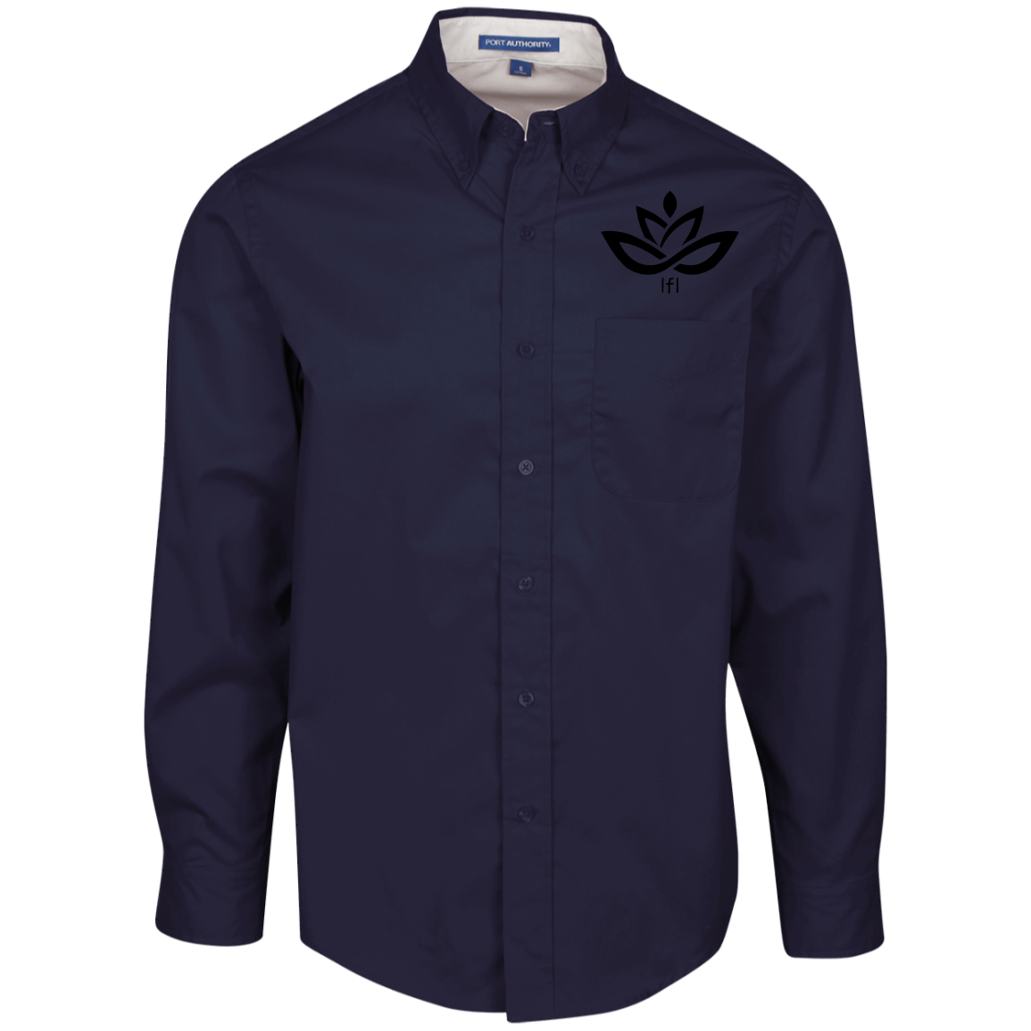 S608 Men's LS Dress Shirt