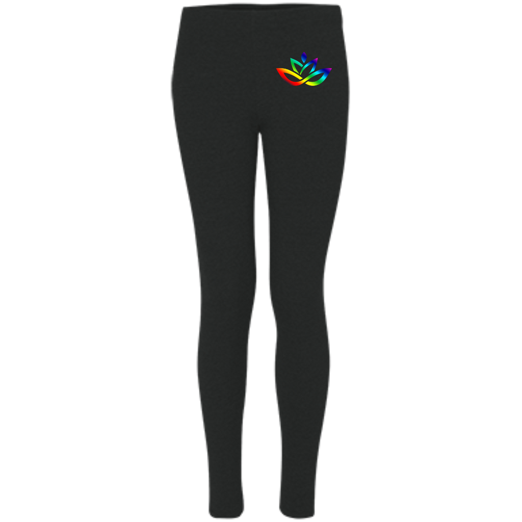 Women's Leggings Rainbow Lotus