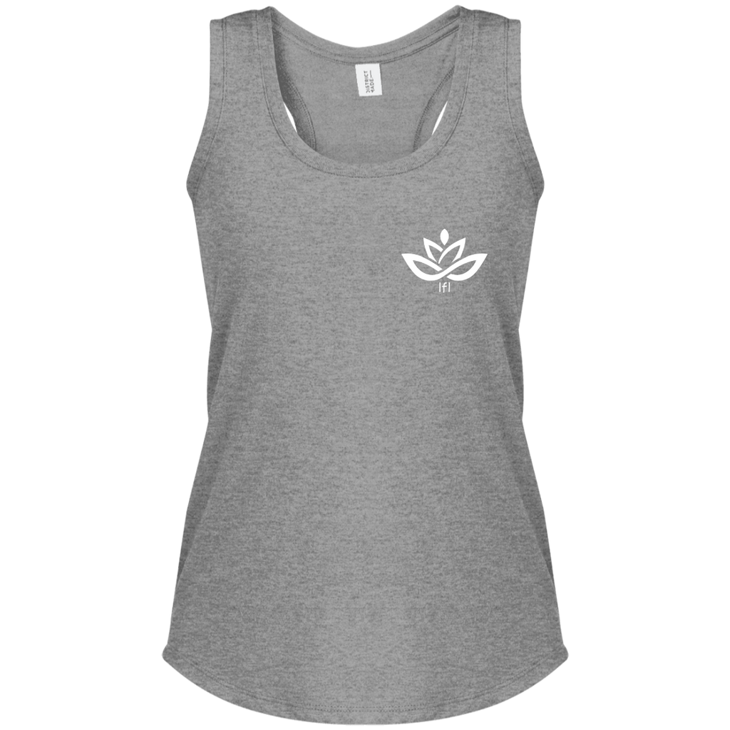 DM138L Women's Perfect Tri Racerback Tank
