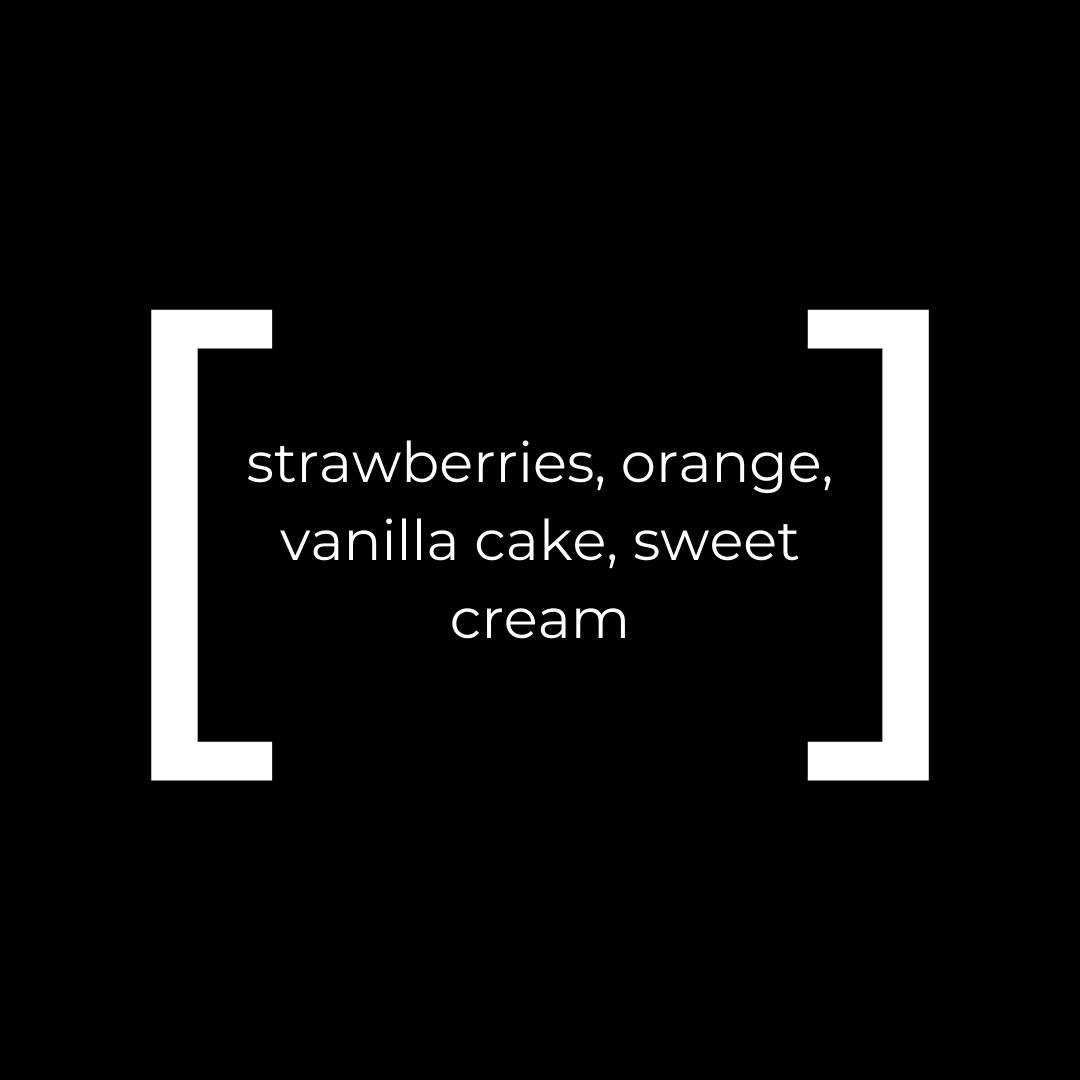 [Strawberry Shortcake] Candle