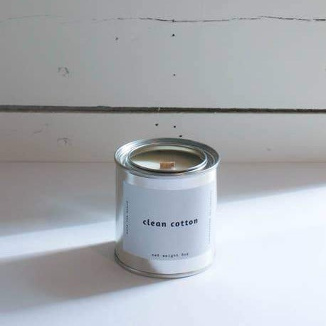 [Clean Cotton] Candle