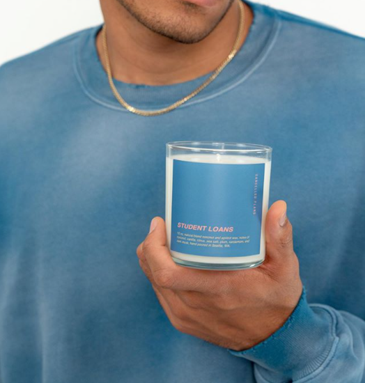[Student Loans] Candle