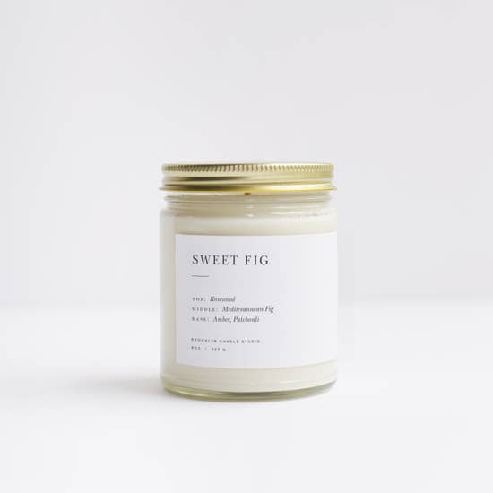 [Sweet Fig] Candle