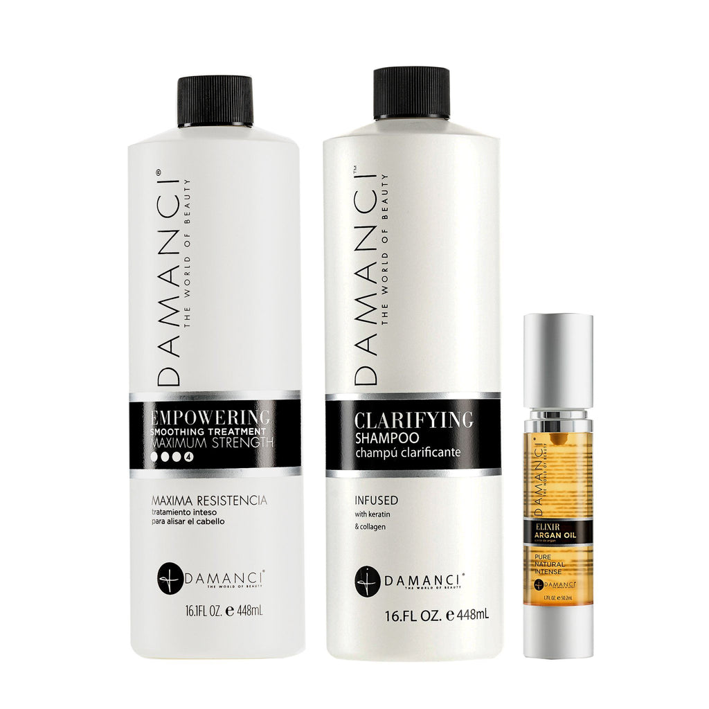 KERATIN RECOVERY KIT DAMANCI 16 Oz