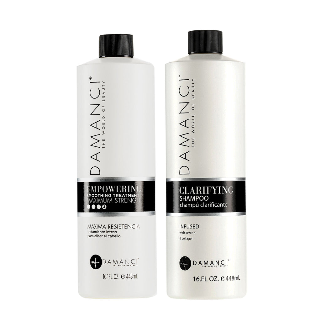 KERATIN TREATMENT KIT goods DAMANCI 16 Oz
