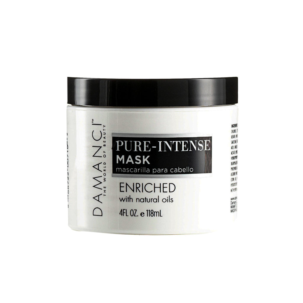 PURE INTENSE MASK goods DAMANCI 4 Oz