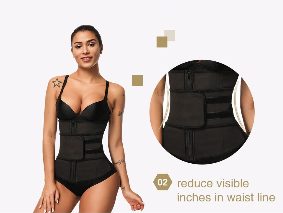 Form Commander™ Waist trainer