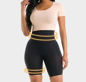 Seamless High Waist Belly Control