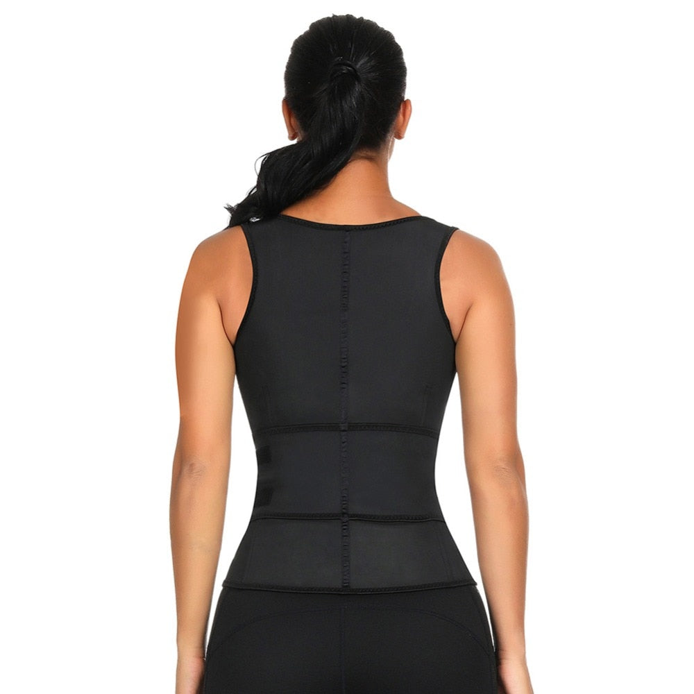 Form Commander™ Latex Vest Waist Trainer