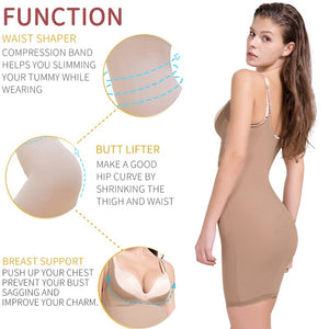 Thinvisible™ Open-Bust Slip