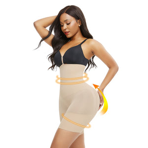 Beauty Pal™ High-Waisted Mid-Thigh Short