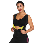 Neoprene weight loss vest