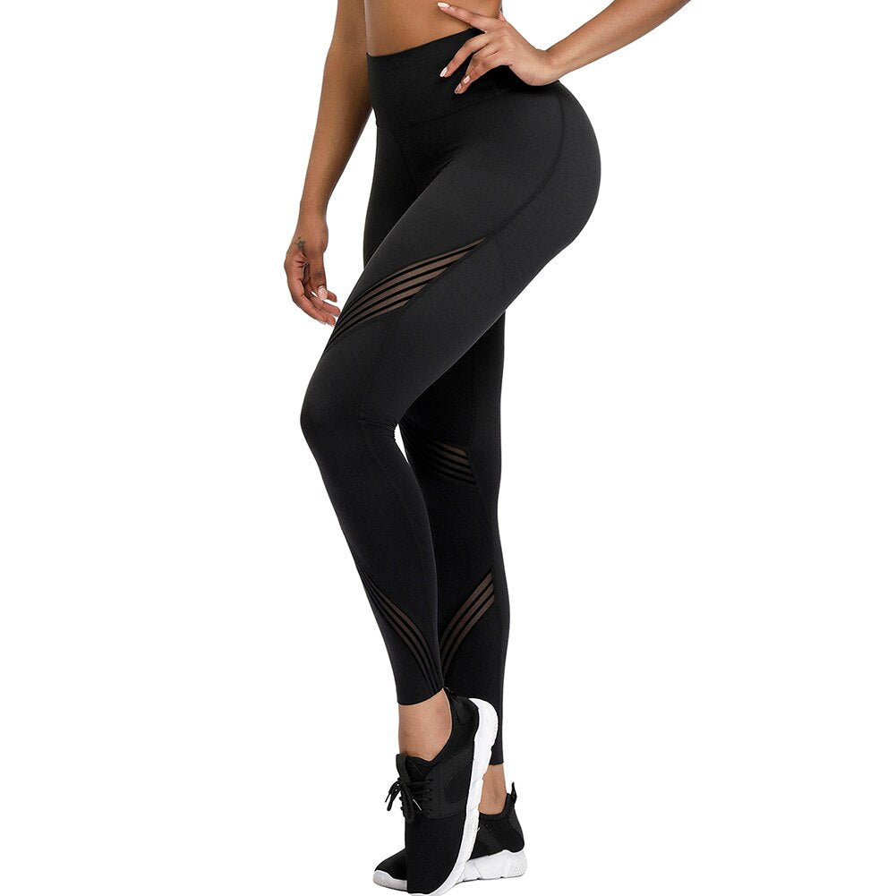 Waist Slimming Compression Leggins