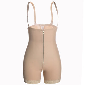 SculptHer™ High-Waisted Mid-Tighs Bodysuit