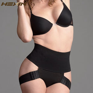 Waist slimming butt lifting panties