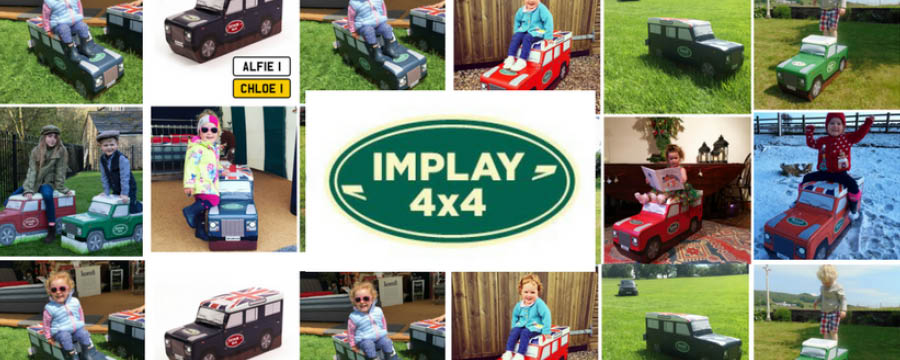 Implay 4x4 launched