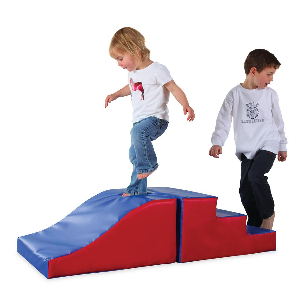 Climb and Slide Play Set