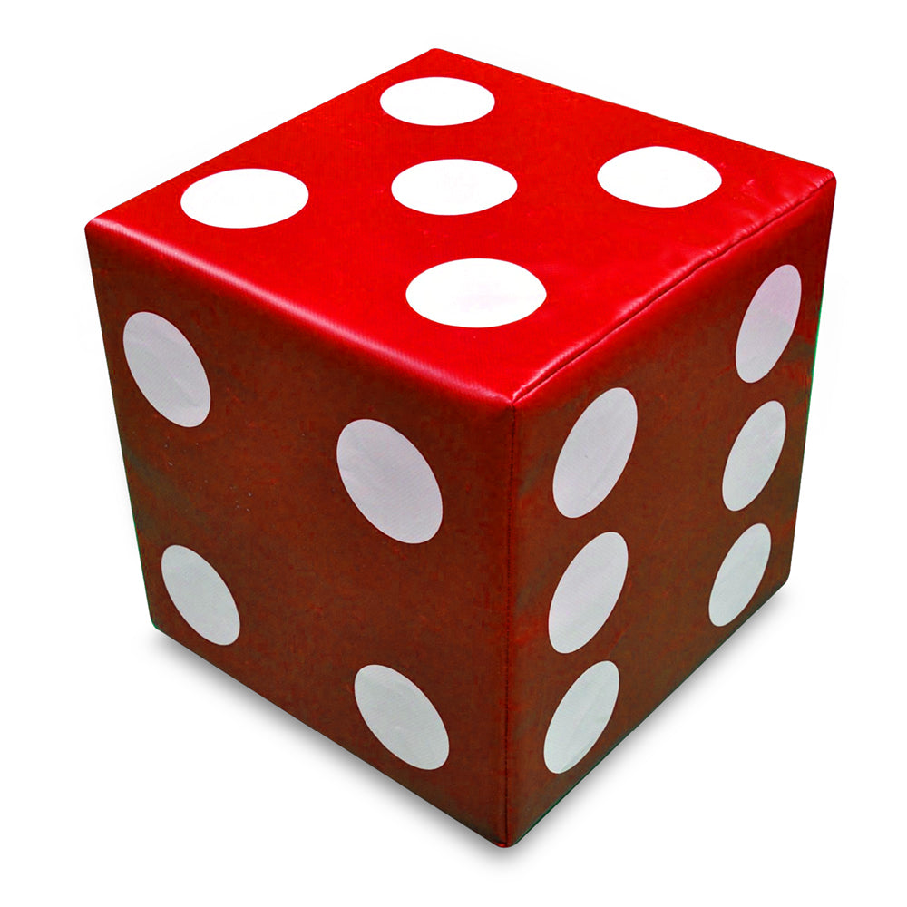 Play Dice - Red