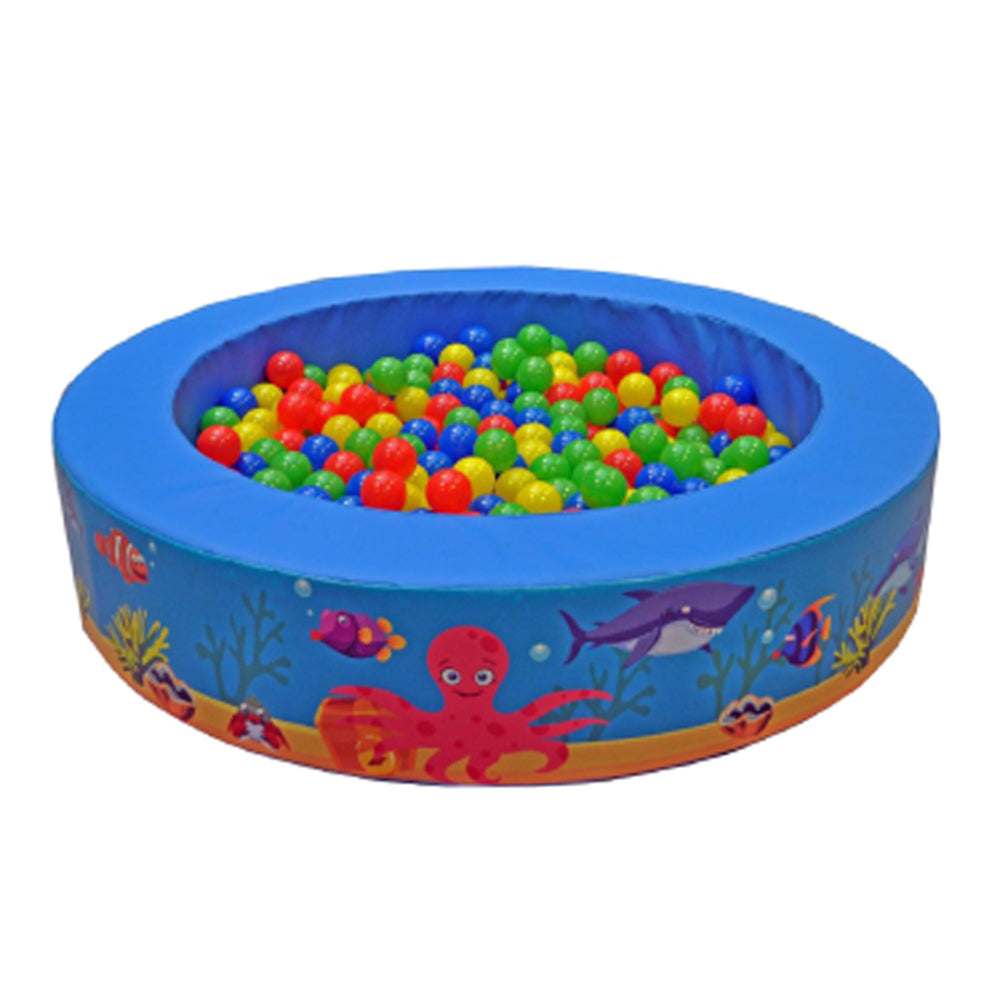 Deep Sea Round Ball Pool