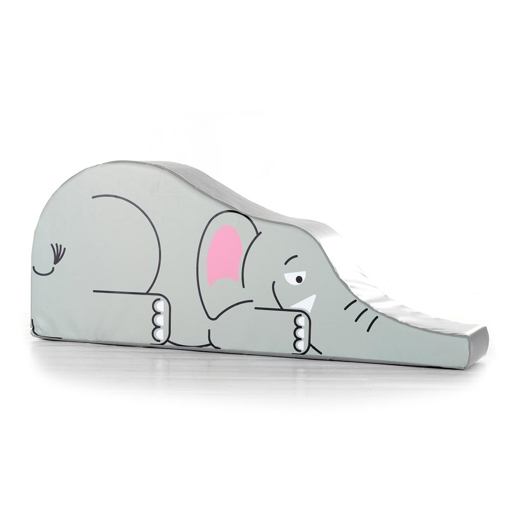 Elephant Ride and Slide