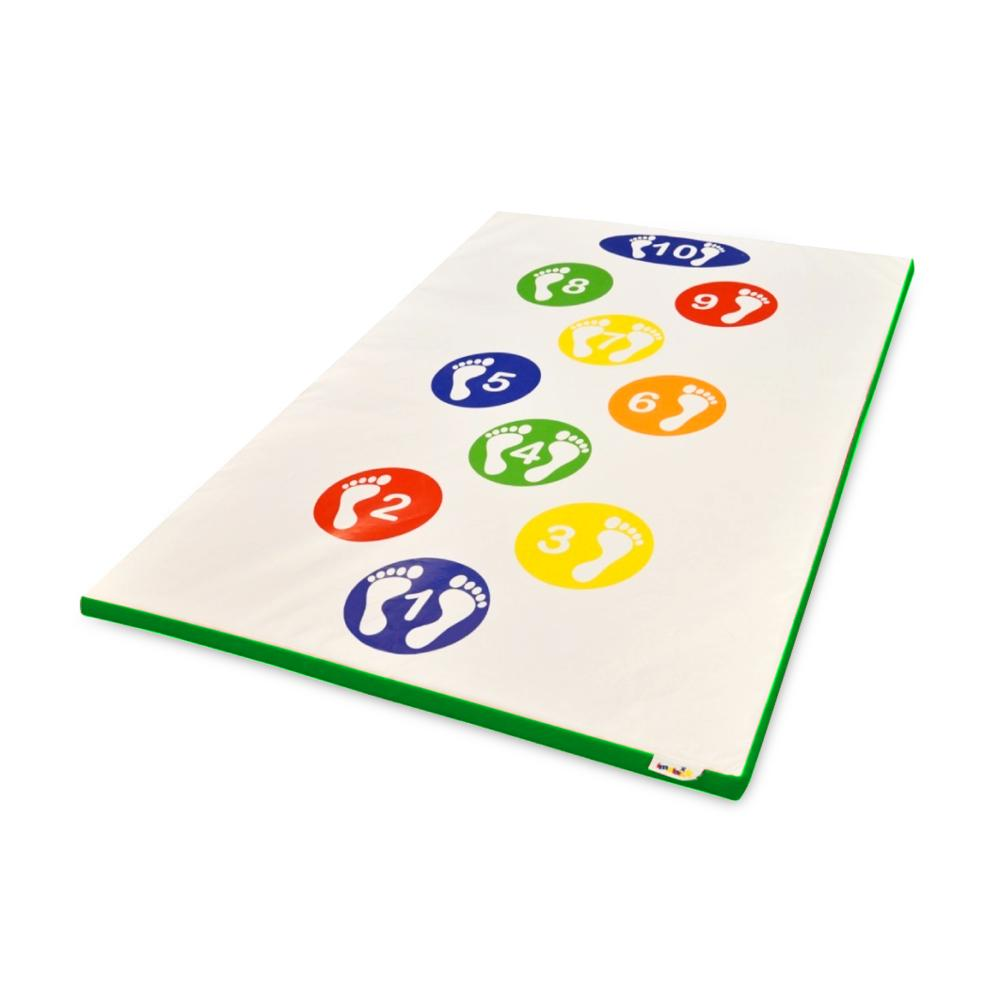 Hopscotch Play Mat - Green