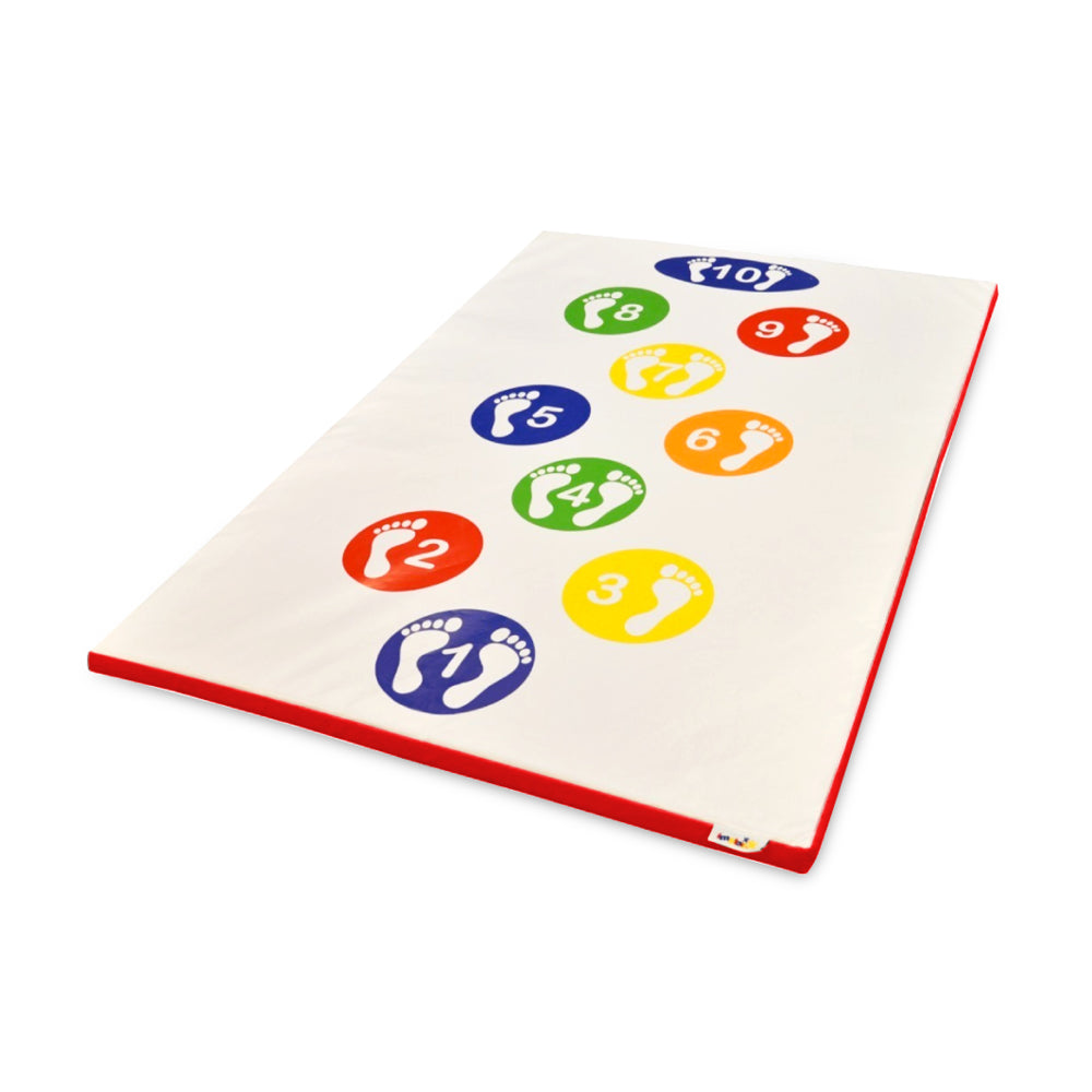 Hopscotch Play Mat - Red