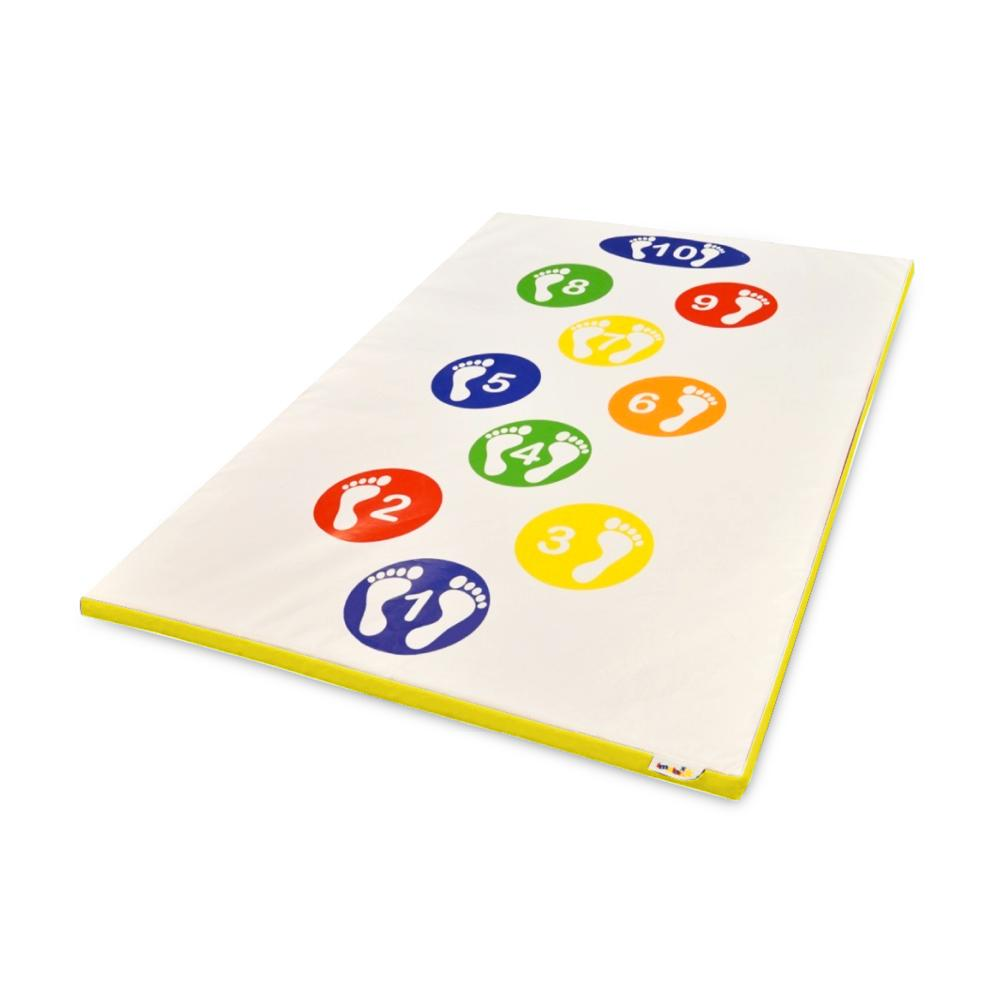 Hopscotch Play Mat - Yellow