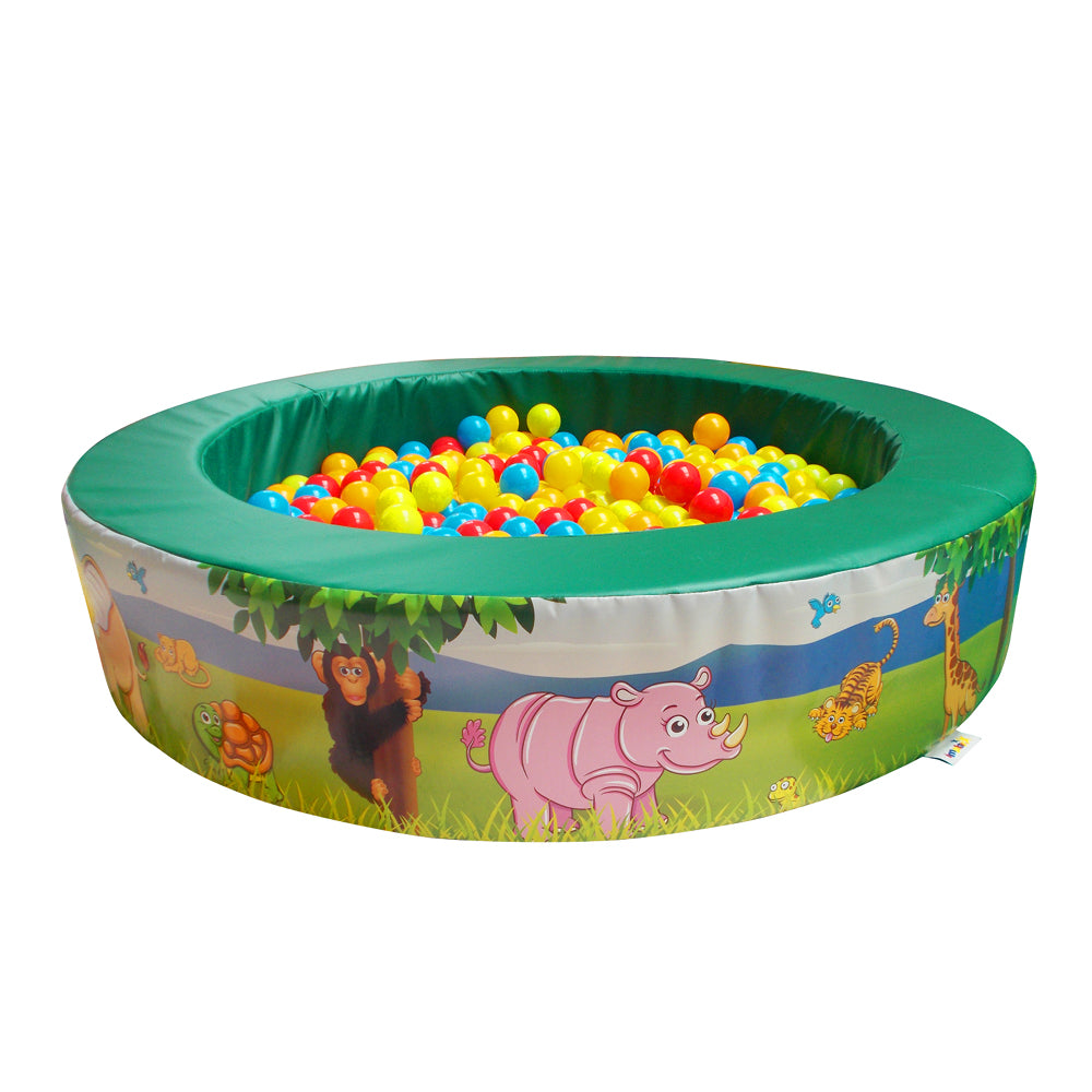 Jungle Ball Pool