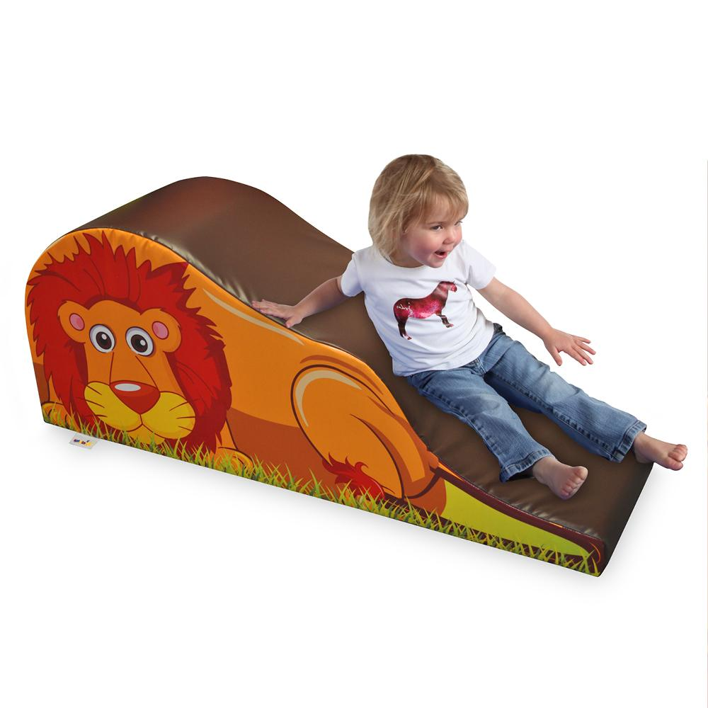 Lion Slide and Ride