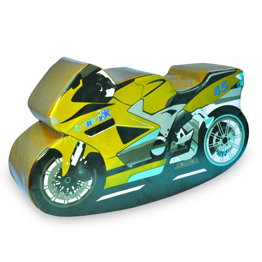 Super bike - Yellow