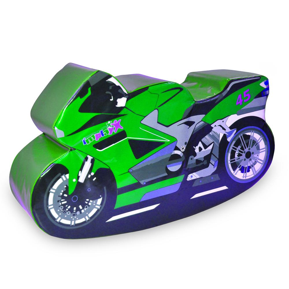 Super bike - Green