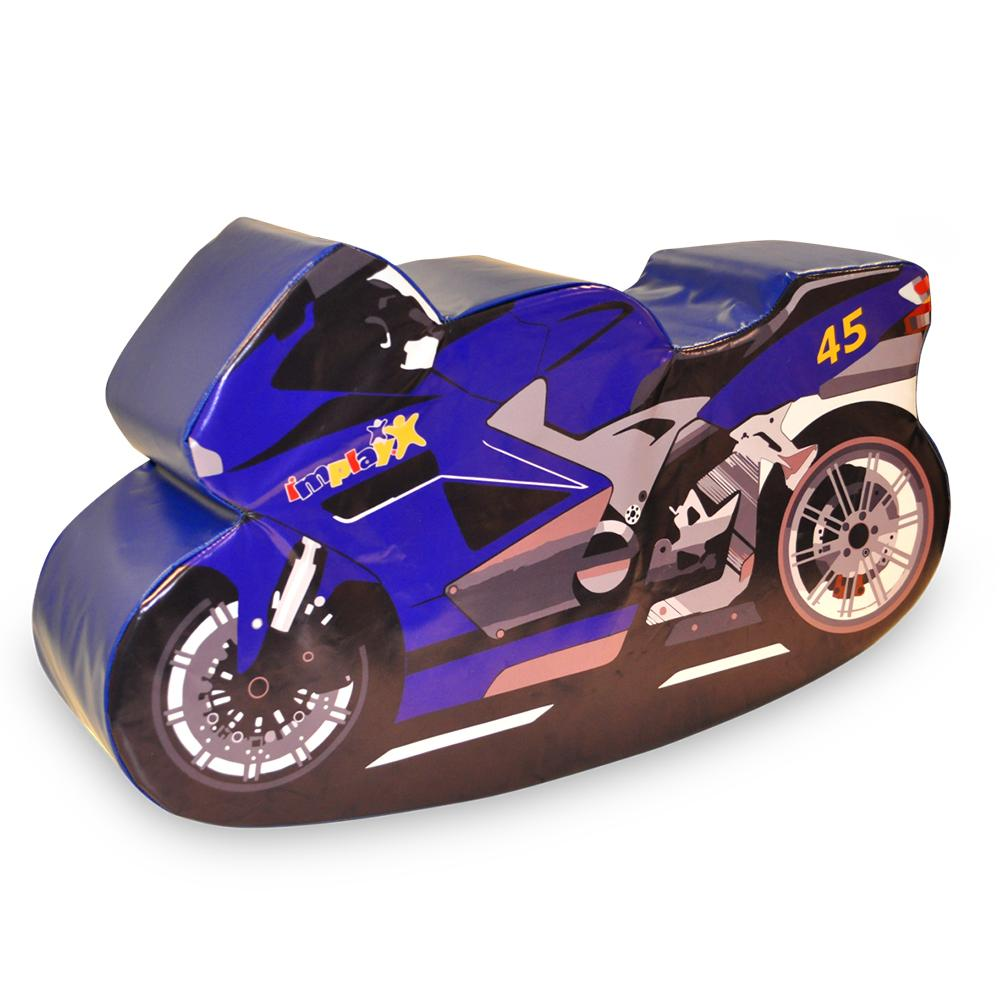 Super bike - Blue
