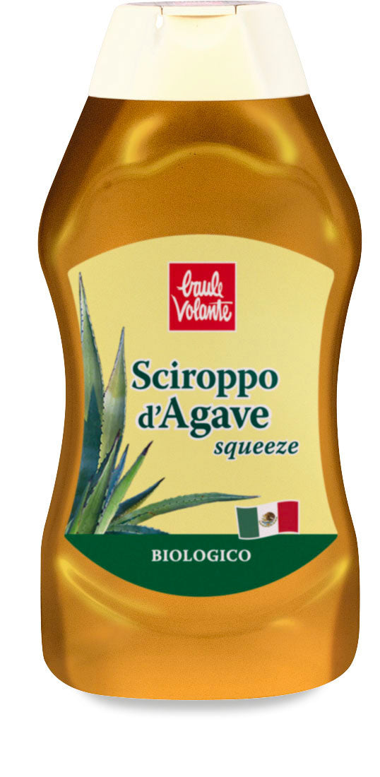 Sciroppo d'agave squeeze