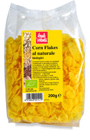 Corn flakes al naturale
